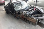 Cư dân mạng xót xa khi xem ảnh chiếc Porsche 911 Carrera 4S bị thiếu gia 22 tuổi phá nát