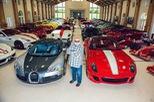 Gặp gỡ đại gia ngành đệm đã mua 13 chiếc siêu xe và xe sang trong năm nay