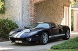 """Vẻ đẹp vượt thời gian của chiếc Ford GT """"11 tuổi"""" chuẩn bị đấu giá"""