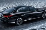 Sedan hạng sang cỡ lớn Lexus LS500h 2018 lần đầu lộ diện