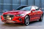 Sedan thể thao Genesis G70 chính thức trình làng, cạnh tranh BMW 3-Series và Mercedes-Benz C-Class
