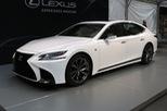 Sedan hạng sang cỡ lớn Lexus LS500 F Sport 2018 trình làng