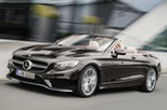 Xe mui trần hạng sang Mercedes-Benz S-Class Cabriolet 2018 được vén màn