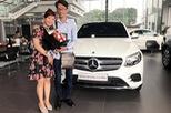 """""""Phát hờn"""" với quà sinh nhật hơn 2,1 tỷ Đồng của người vợ 9X tặng chồng"""