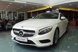 Mercedes-Benz S400 4Matic Coupe đầu tiên cập bến Việt Nam, giá 6,1 tỷ Đồng