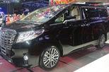 """Toyota bắt đầu nhận đơn đặt hàng dành cho """"chuyên cơ mặt đất"""" Alphard tại Việt Nam"""