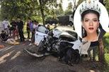 Hoa hậu Thái Lan tử vong vì tai nạn giao thông sau 4 ngày đăng quang