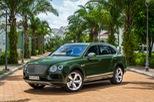 Cận cảnh Bentley Bentayga cá nhân hóa độc nhất Việt Nam