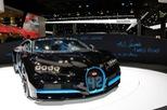 """Cận cảnh chiếc Bugatti Chiron """"Zero-400-Zero"""" gây sốt cộng đồng mạng thời gian vừa qua"""