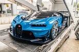 """""""Hết duyên"""" với Hoàng tử Ả-Rập, Bugatti Vision Gran Turismo về tay đại gia bí ẩn"""