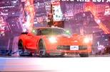 "Chevrolet Corvette Grand Sport 2017: ""Hồn"" Z06, ""tim"" bản tiêu chuẩn Stingray"
