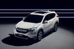 Honda CR-V Hybrid tiết kiệm xăng hơn với 3 chế độ vận hành
