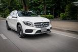 Mercedes-Benz GLA 2018 trình làng tại Thái Lan trước khi về Việt Nam vào tháng sau