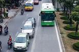 Hà Nội: Mở thêm tuyến buýt nhanh BRT 02 Kim Mã - Hòa Lạc