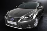 Lexus trình làng bản nâng cấp CT 200h 2018 cho thị trường Châu Âu