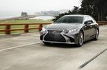"""Lexus LS500 2018 - Sedan hạng sang cỡ lớn """"ngon, bổ, rẻ"""""""