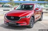 """Mazda CX-5 2017 liên tiếp ra mắt Đông Nam Á nhưng vẫn """"mất hút"""" tại Việt Nam"""