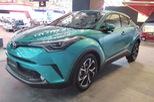 """Crossover cỡ nhỏ """"bán đắt như tôm tươi"""" Toyota C-HR ra mắt khách hàng Indonesia"""