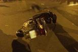 Hà Nội: Người đàn ông đi xe SH ngã ra đường tử vong trong đêm