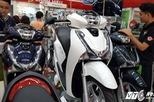 Doanh số xe tay ga tăng cao, xe số bị 'thất sủng' tại Việt Nam