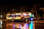 Xe khách đâm xe tải kinh hoàng tại Nội Bài