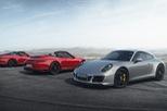 Porsche 911 GTS 2017 tăng thêm 20 mã lực, giá từ 3 tỷ Đồng