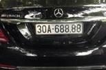 Thí điểm đấu giá biển số xe tại 5 tỉnh thành Việt Nam