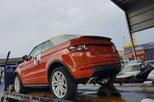 Range Rover Evoque mui trần bất ngờ cập bến Việt Nam