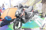 Xe ga mang phong cách off-road Yamaha X-Ride có thêm phiên bản 125 phân khối