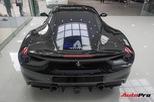Đại gia Hà Nội tậu Ferrari 488 GTB màu đen độc nhất Việt Nam