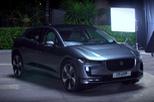 Jaguar mang SUV điện I-Pace đi đua công thức 1