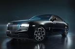 Rolls-Royce ra mắt bộ sưu tập Adamas Black Badge mới