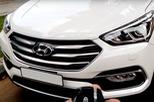 Người dùng đánh giá khoá thông minh Mykey lắp cho xe Hyundai Santa Fe