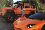 Hot girl tỷ phú Kylie Jenner khoe dáng bên Mercedes-Benz G550 độ