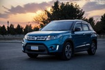 Suzuki Vitara sắp gắn logo Toyota