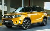 Suzuki Vitara 2019 lộ diện hoàn toàn trước ngày ra mắt