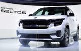Kia Seltos ra mắt - SUV lắm đồ chơi cạnh tranh Honda HR-V