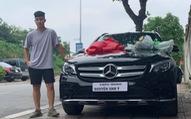Sinh năm 2000, thiếu gia Thanh Hoá gây sốt khi chi hơn 2 tỷ mua Mercedes-Benz GLC 300