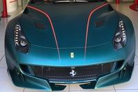 Siêu xe Ferrari F12tdf đặt riêng của