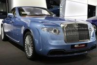 Đây là chiếc Rolls-Royce độc đáo không kém