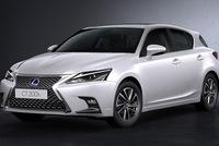 Xe sang Lexus CT200h 2017 ra mắt Đông Nam Á với giá 1,37 tỷ Đồng
