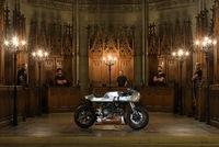 Ducati Hypermotard độ Café Racer cực