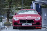 Xe sang Maserati Ghibli