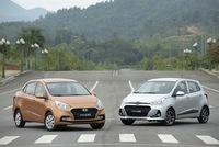 Đánh giá nhanh Hyundai Grand i10 lắp ráp nội: Xe nhỏ, tính năng khá
