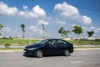 Honda City 2017 - nâng tầm cho một mẫu sedan hạng B