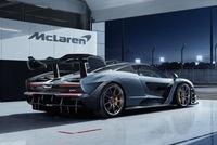 Ra mắt McLaren Senna kế nhiệm huyền thoại McLaren P1