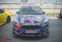 Ford Focus dán decal