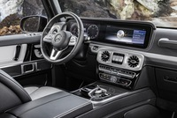 Mercedes-Benz G-Class 2019 lần đầu khoe ảnh nội thất: Di sản hòa cùng công nghệ