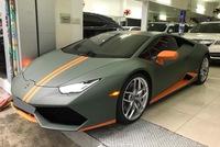 Lamborghini Huracan từng độ mâm bản giới hạn 273 triệu Đồng đang được chủ nhân rao bán