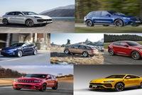 Những mẫu SUV tăng tốc nhanh nhất thế giới
